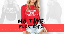 No time for FBoys Pullover