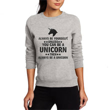 Be a unicorn pullover
