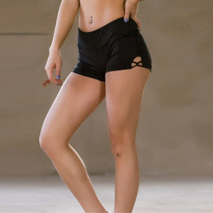 High Waist Running Shorts