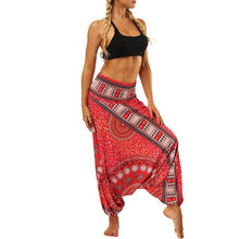 Harem Bohemian Yoga Loose Pants