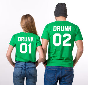 St Patricks day Irish Shirts Drunk 01 02