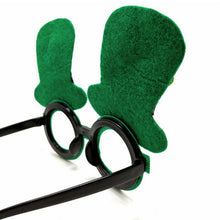 St. Patricks Day Hat sunglasses