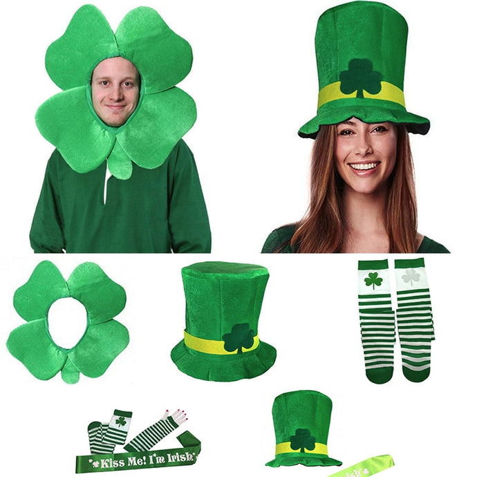 Shamrock hat - St Patricks day