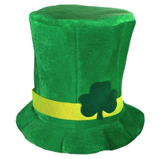 St Patricks day Leprechaun Hat Only
