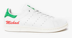 Name Decal on Stan Smith