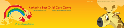Katherine East Child Care Centre