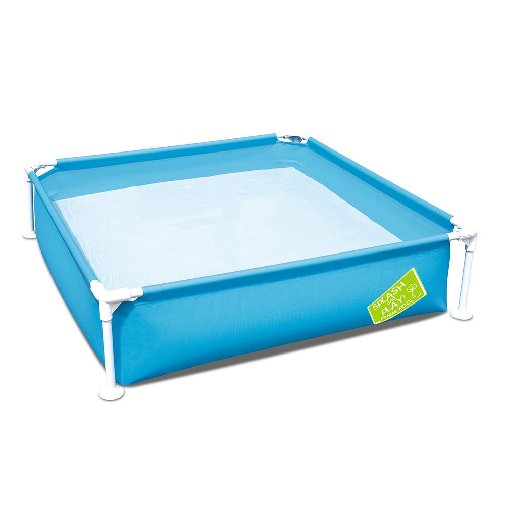 Bestway Kids Swimming Pool - Square - Kids Decor Factory