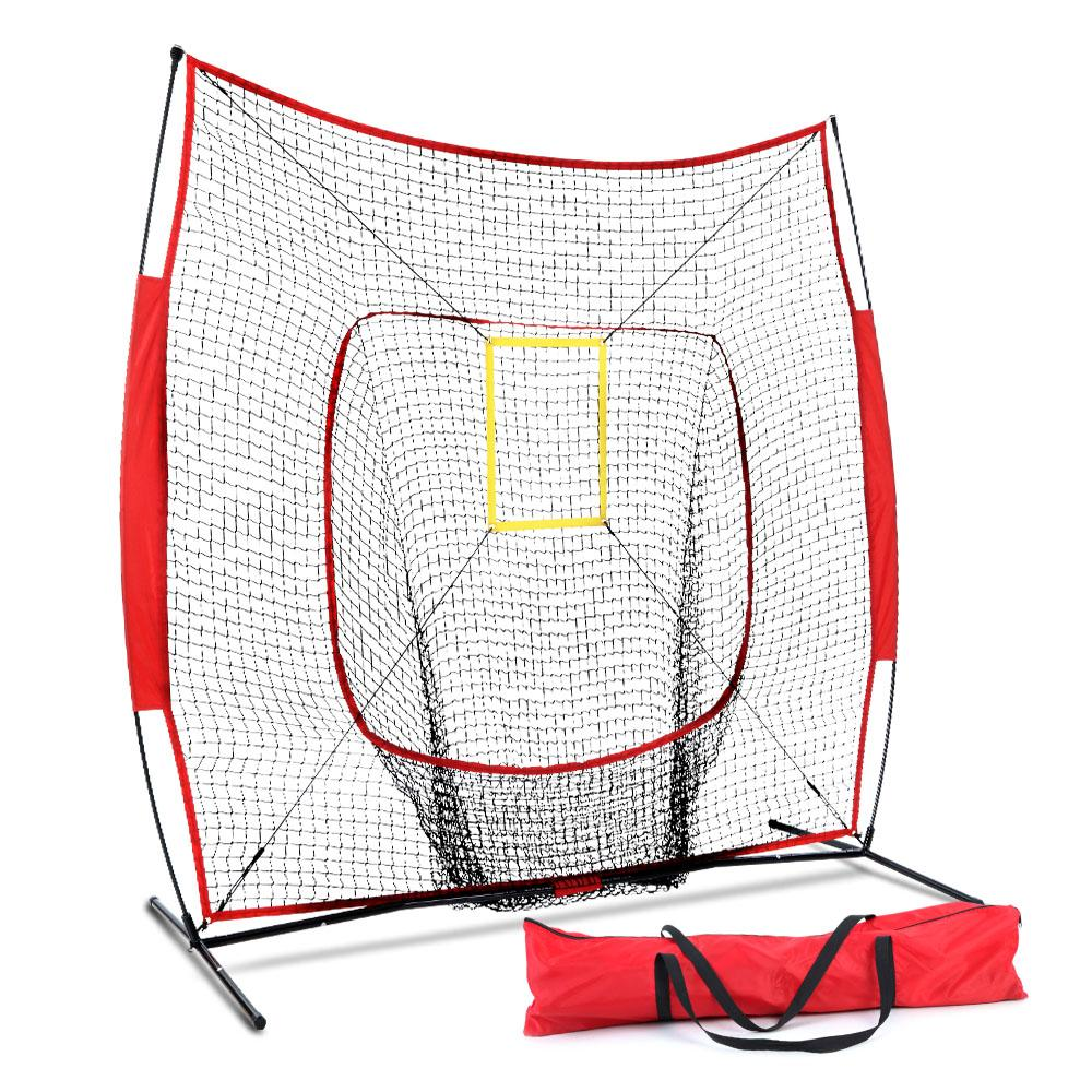 Everfit Portable Baseball Softball Tennis Training Net - Kids Decor Factory