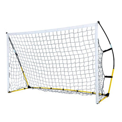 Everfit Portable Soccer Football Goal Net Kids Outdoor Training Sports 3.6M XL - Kids Decor Factory