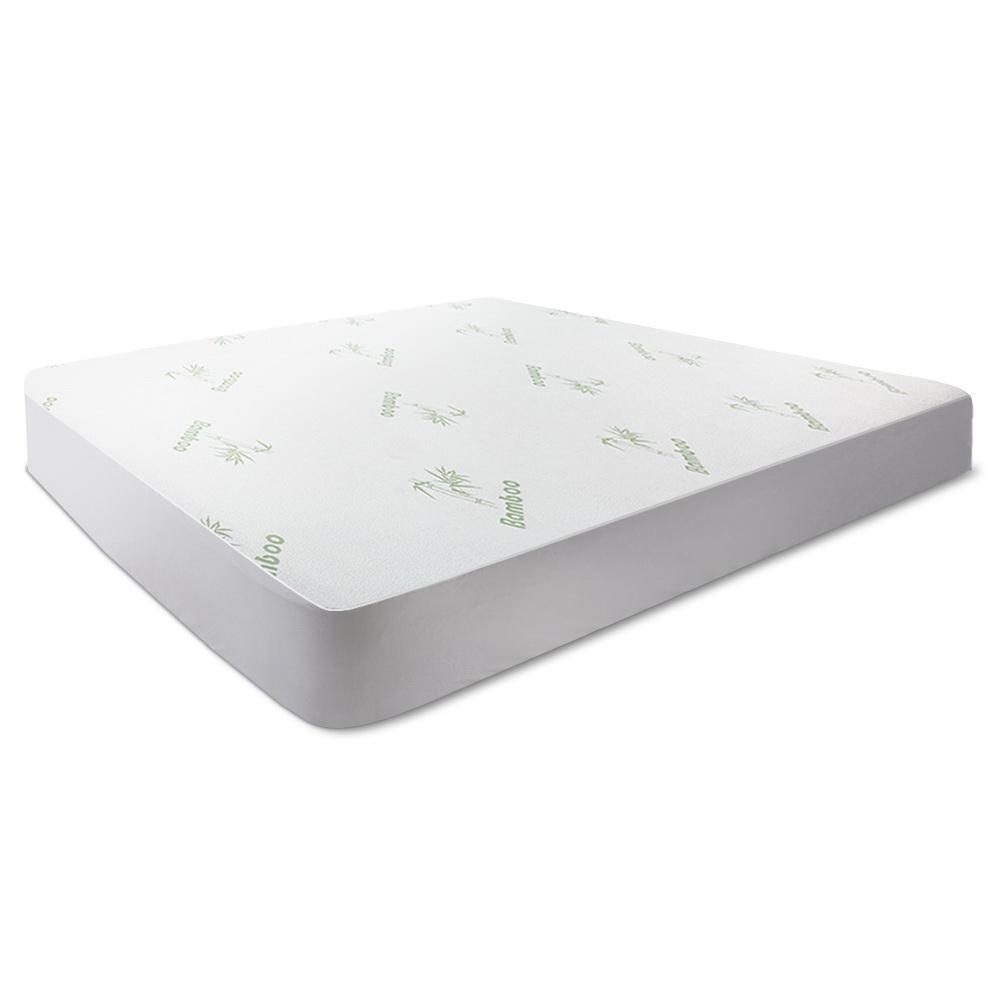 Giselle Bedding Giselle Bedding Bamboo Mattress Protector Single - Kids Decor Factory