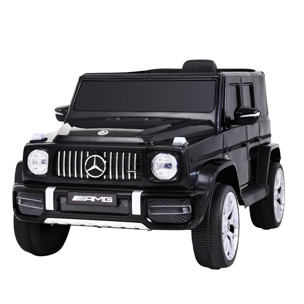 Mercedes-Benz Kids Ride On Car Electric AMG G63 Licensed Remote Toys Cars 12V - Kids Decor Factory