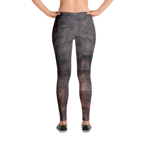 Inspired Leggings - Trico Design