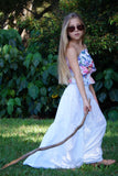 HIPPY SKIRT WHITE