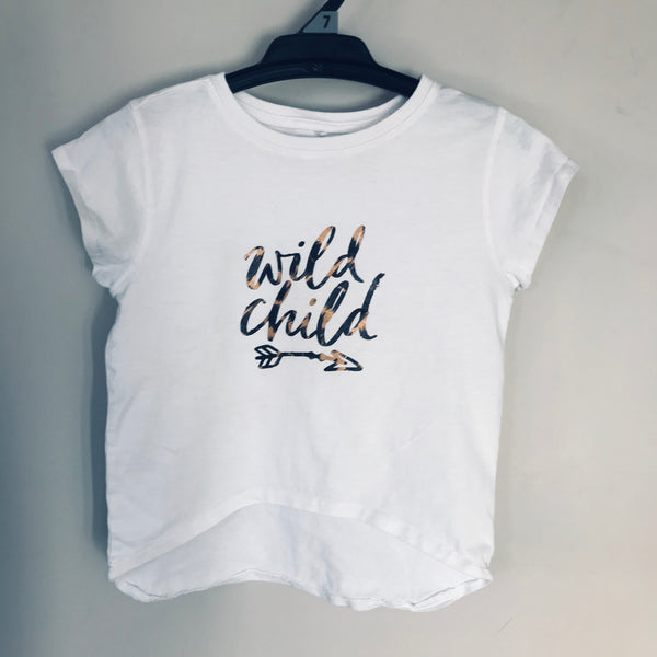 TSHIRT - WILD CHILD