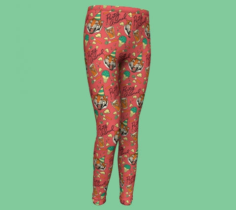 Party Tiger Youth Leggings