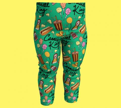 Carnival King Toddler Leggings PRE-SALE