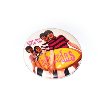 Barracudas 1.75inch Pinback Button
