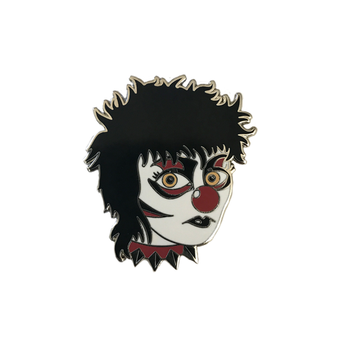 Siouxsie the Clown Hard Enamel Pin