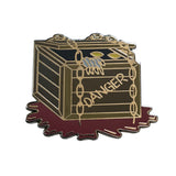 Crate Creature Hard Enamel Pin