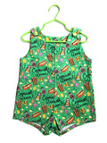 Carnival Queen Sunsuit Romper