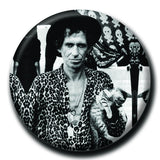 "Vincent Price Holding a Cat 1.75"" Pinback Button"