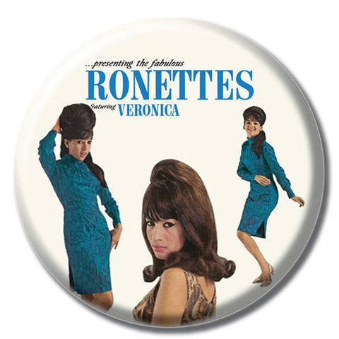 Ronettes 1.75inch Pinback Button