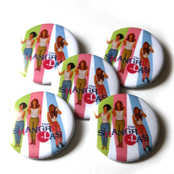 The Shangri-Las 1.75inch Pinback Button