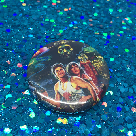 "Big Trouble in Little China 1.75"" Pinback Button"