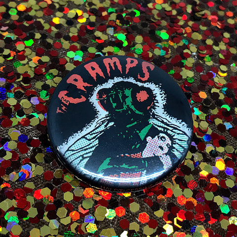 "The Cramps 1.75"" Pinback Button"