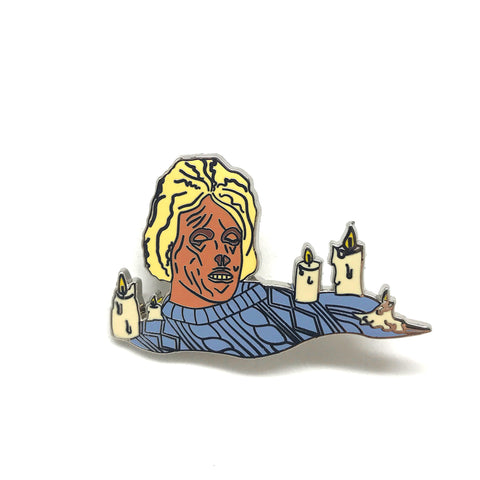 Friday the 13th Part II Hard Enamel Pin