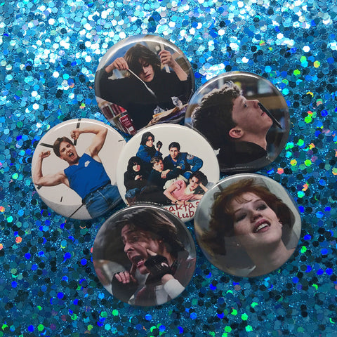 "Breakfast Club 1.75"" Pinback Button"