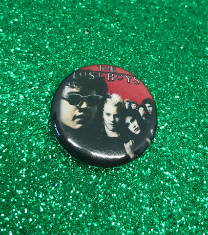 "Lost Boys 1"" Pinback Button"