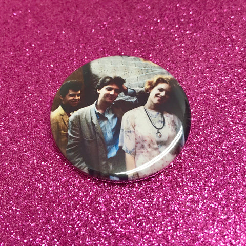"Pretty In Pink 1.75"" Pinback Button"