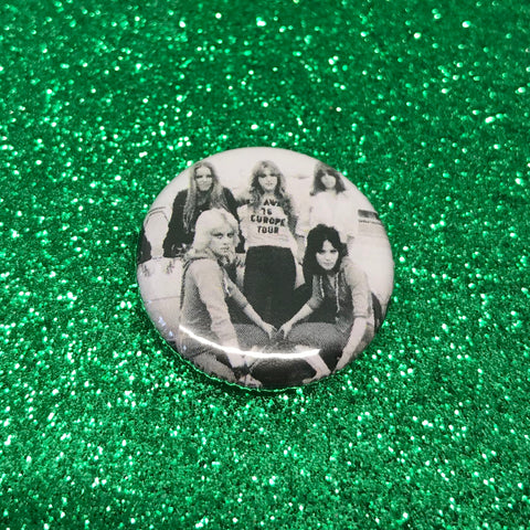"Runaways 1"" Pinback Button"