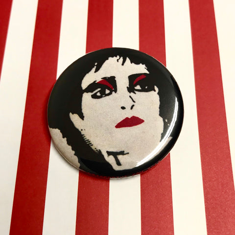 "Siouxsie Sioux 1.75"" Pinback Button"