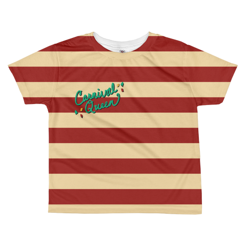 Carnival Queen Kids T-shirt