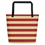 Carnival Queen Beach Bag