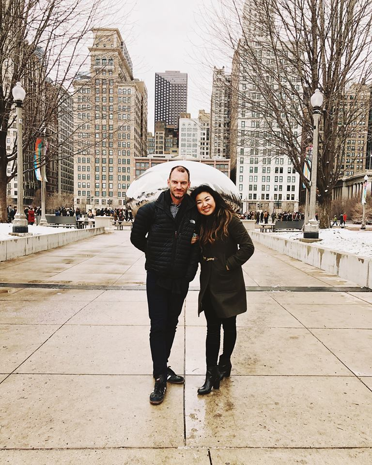 A Weekend in Chicago {Feeling Thankful}