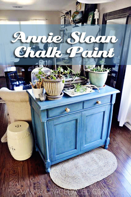 Annie Sloan Chalk Paint {Maiden Voyage Part 2}