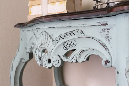 Annie Sloan Chalk Paint, Maiden Voyage Part 1