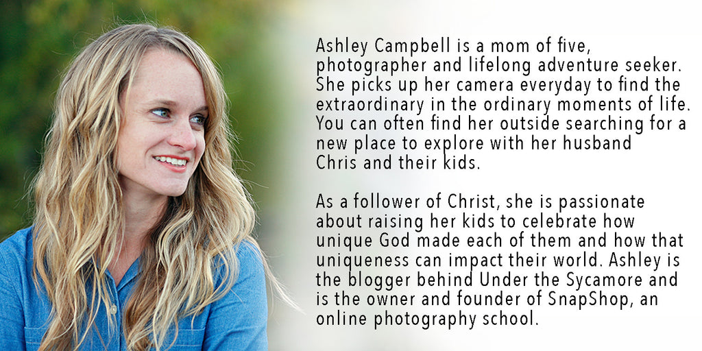 Ashley Campbell Interview at GraceLaced