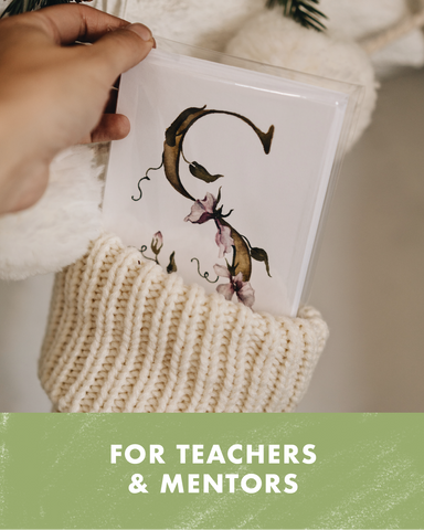 Gifts for Teachers and Mentors