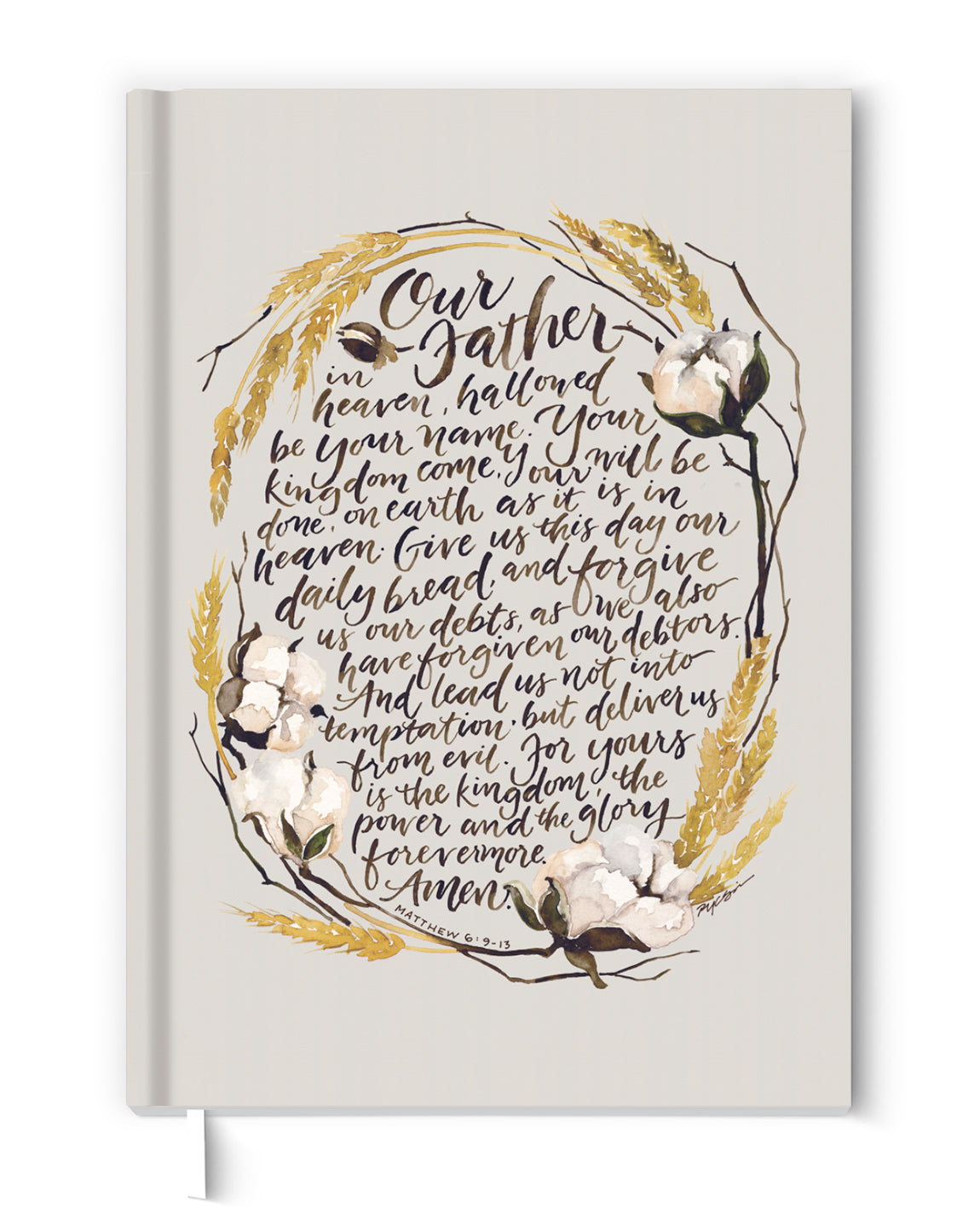 d50d1313ea81f The Lord's Prayer Journal - GraceLaced