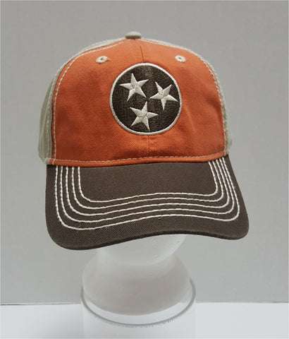 Tennessee Tri-Star Ball Cap