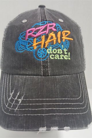 RZR Hair Don't Care Cap