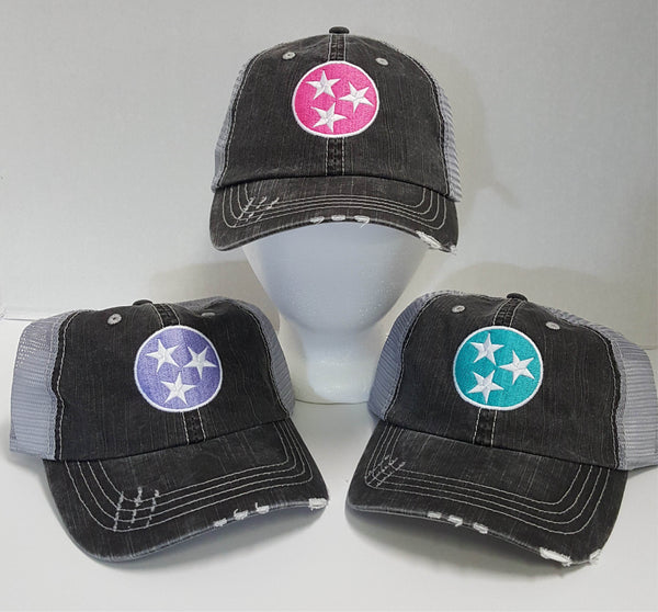 Tri-Star Ball Cap