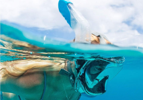 Full Face Snorkel Issues & Solutions