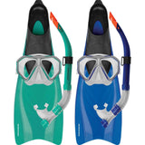 Adult Traditional Snorkel Set