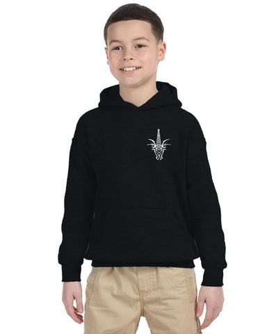 CTD LITTLE ROUGHNECK YOUTH HOODIE