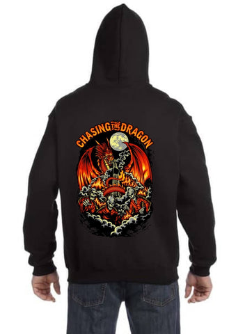 CTD ZOMBIE ZIP-UP